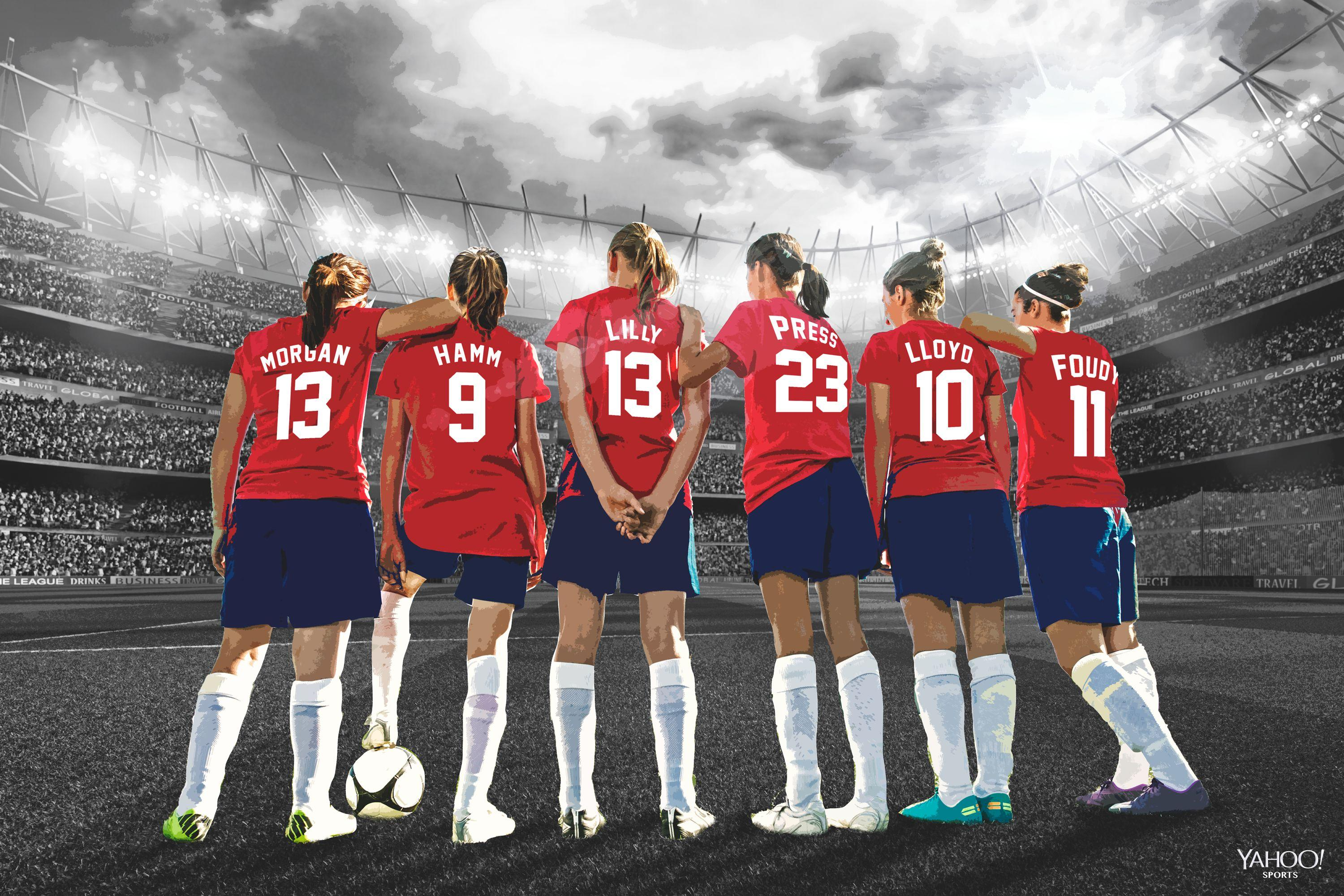 separation shoes d4f0e 80c4a How legacy of 99ers lives on in current USWNT