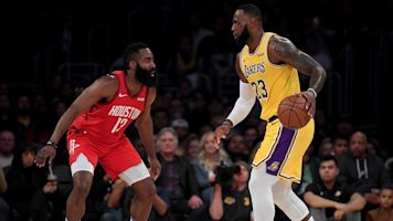 The Bounce: Is James Harden a top 5 player?