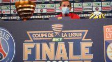 Foot - C. Ligue - PSG - Thomas Tuchel (PSG): «Montrer notre faim de gagner»