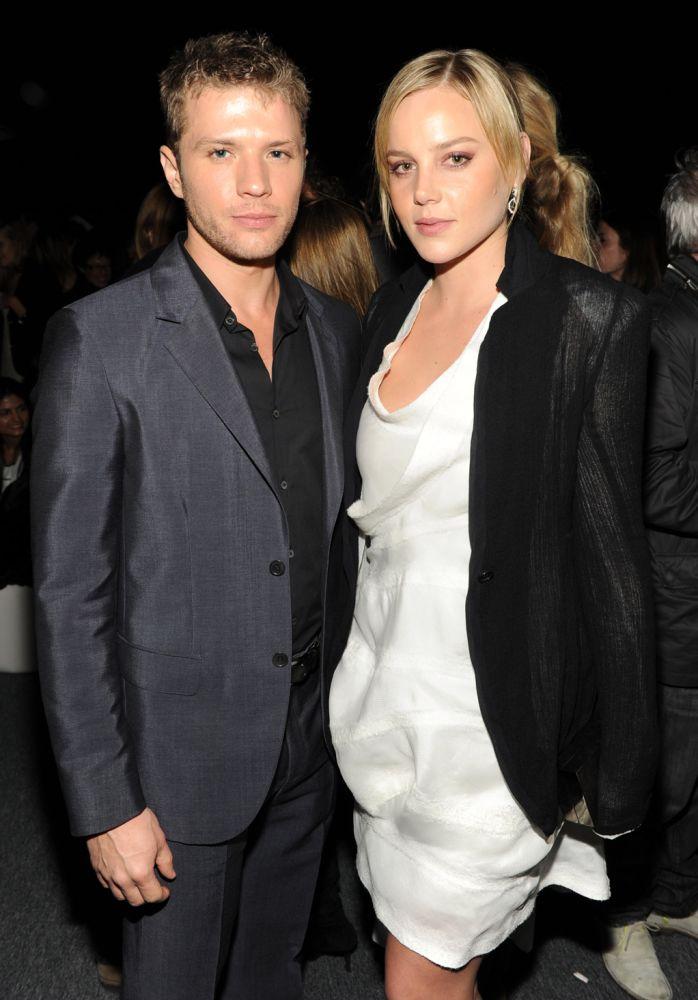 Ryan Phillippe and Abbie Cornish.