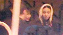 光希跟吳亦凡返酒店合作撻着?