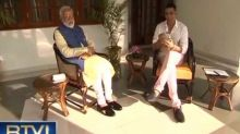 Beyond Chai and Chowkidar: Akshay Kumar's 'non-political' interview with PM Modi