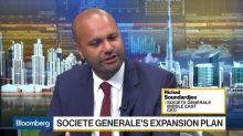 Soundardjee Says SocGen Expects to Handle More Saudi Deals