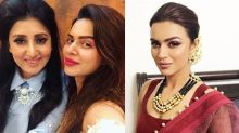 Famous Bollywood Designer Is Designing Aashka's Sangeet Outfit, And Here's Its First Look