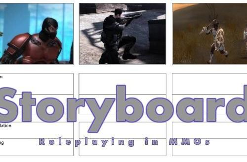 Storyboard: I only have eyes for you