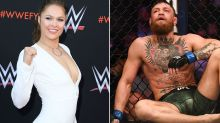 Ronda Rousey under fire over Conor McGregor comments