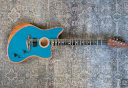 Fender's hybrid Acoustasonic guitar is more than an experiment
