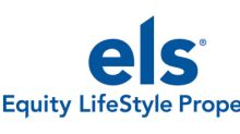 ELS Reports Second Quarter Results
