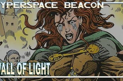 Hyperspace Beacon: Wall of light