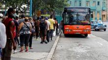 El transporte público de La Habana se reducirá por falta de combustibles