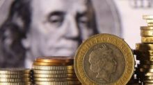 Pound plunge blamed on General Election uncertainties