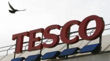 British supermarket giant Tesco returns to profit