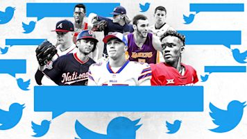 Athletes haunted by ghosts of past tweets