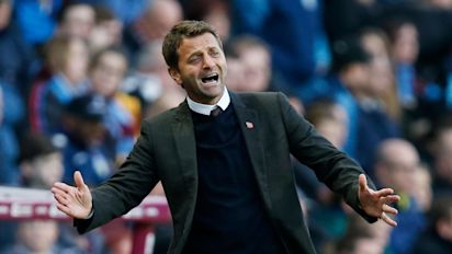Tim Sherwood served two-match ban for expletive-laden rant at referee