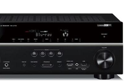 Yamaha outs RX-V773WA, RX-V673 receivers: AirPlay and 4K / 3D passthrough on board