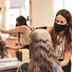 Hairdressers across England prepare to reopen at midnight to keep up with customer demand