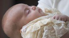 Prinz Louis wurde getauft: Die schönsten Bilder