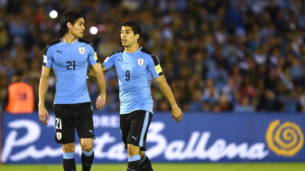Uruguay quiere volver a dispararse con la vuelta de Suárez