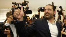 Lebanon's Saad Hariri gets new term as PM: presidency