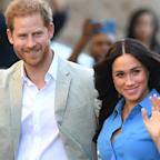Meghan Markle changes into second outfit of the day, wears repeat dress for museum visit