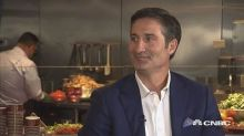 Chipotle's new CEO on his turnaround plans, and his favor...