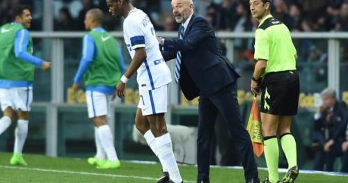 Foot - ITA - Inter - «Quelque chose était cassé» entre Geoffrey Kondogbia et Frank de Boer à l'Inter