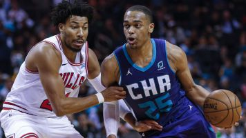 Hornets rookie has record-breaking debut