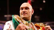 Boxing-Hearn says Fury v Joshua will be in Saudi Arabia in August
