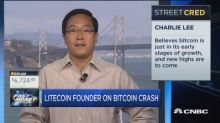Litecoin founder Charlie Lee reveals what he sees for bit...