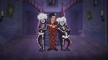 David S. Pumpkins gets animated Halloween special: Tom Hanks to voice character