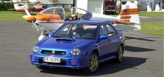 Subaru WRX STI: el legendario deportivo llegó a Europa hace ya 20 años