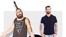 The Fat Jewish Josh Ostrovosky vs. The Skinnier Jewish Adam Levine
