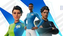 'Fortnite' gets soccer skins from major clubs and a Pelé emote