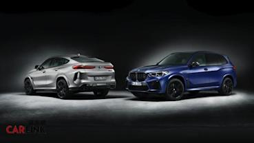 台灣導入殘念!BMW X5 M/ X6 M Competition First Edition美國限量登場