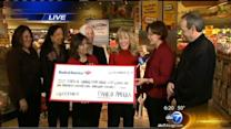 Scrooge stops by Dominick's and BofA donates $175K