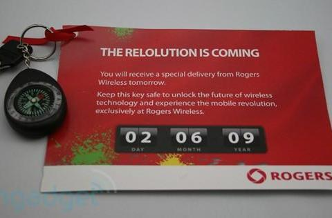 "Rogers Wireless' ""relolution"" coming tomorrow?"