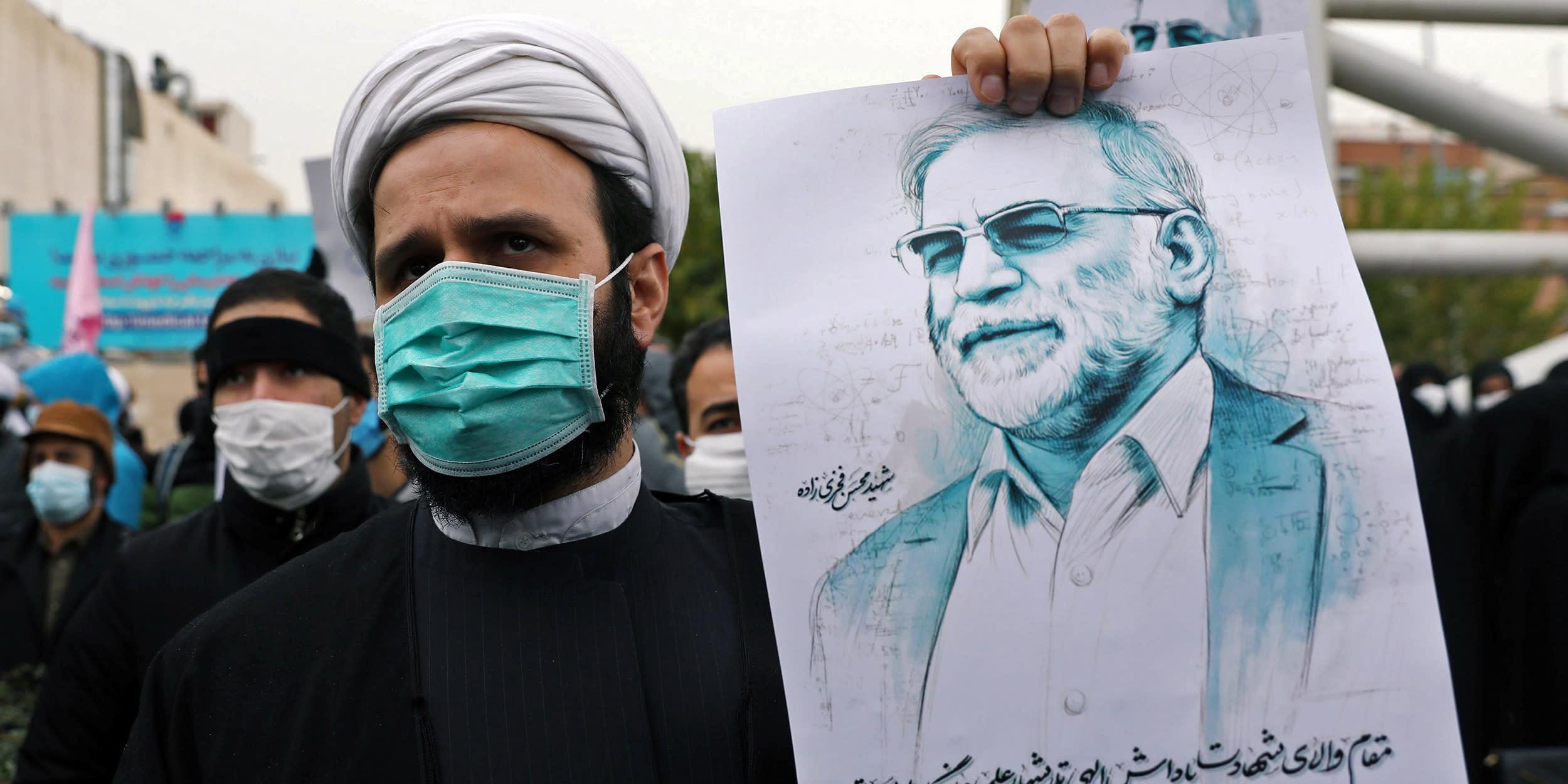 Iran's supreme leader vows retaliation for assassination of leading scientist