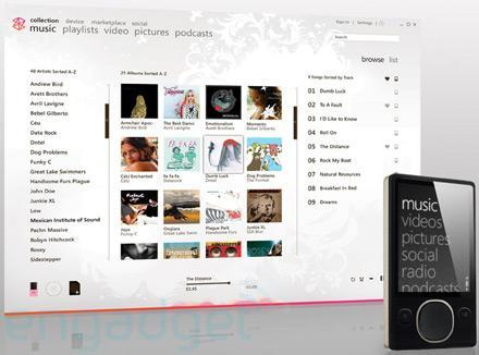 Microsoft beefs up Zune music and community experience
