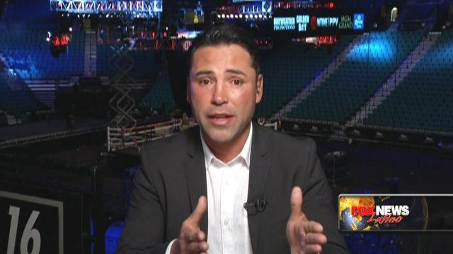 Oscar De La Hoya Breaks Down The Fight