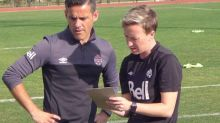 After stint as England's No. 2, Bev Priestman takes over Canada women's soccer team