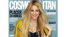 Shakira se confiesa con la revista Cosmopolitan y posa ligerita de ropa