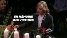 En Australie, l'hommage bouleversant aux victimes des incendies