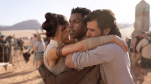 There is crying in 'Star Wars': Cast reveals who bawled the most when 'Rise of Skywalker' wrapped