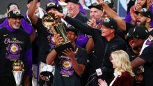 Basket - NBA - NBA : retour en images sur la finale et le titre des Los Angeles Lakers face au Miami Heat