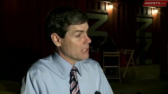Arkansas Democratic Governor candidate Halter talks about his run so far