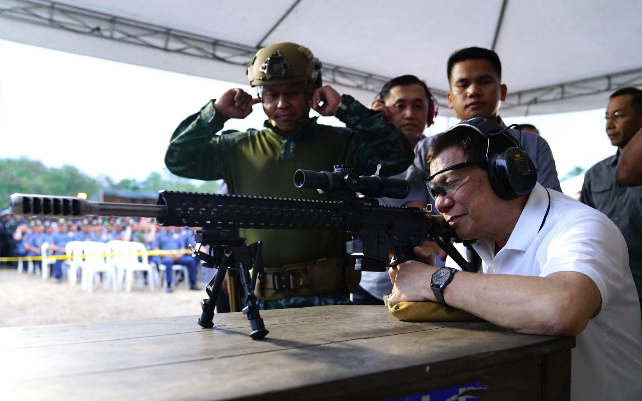 Duterte goes to war with UN as he threatens to throw rights team to crocodiles