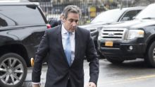 Trump: Michael Cohen will never flip on me