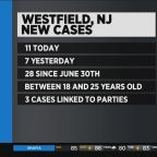 11 New Coronavirus Cases Reported In Westfield, NJ In One Day