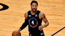 Knicks' Derrick Rose ruled out for Thursday's game vs. Pistons due to health and safety protocols