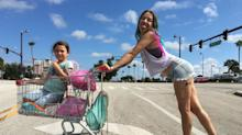 Oscar-winning studio behind 'Moonlight' launches 'The Florida Project' trailer